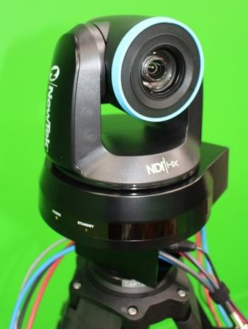 Video - Camera Close-up