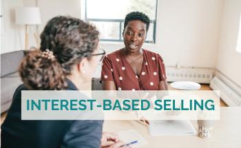 interest-based selling