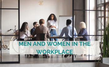 men and women workplace