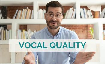 vocal quality